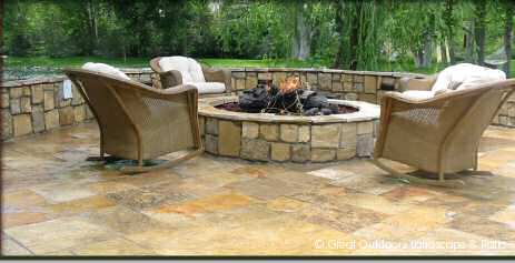 Denver, Colorado Landscaping Flagstone
