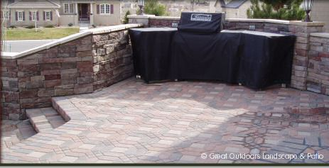 Denver, Colorado Landscaping, Denver, Colorado Landscaping Bricks And Pavers
