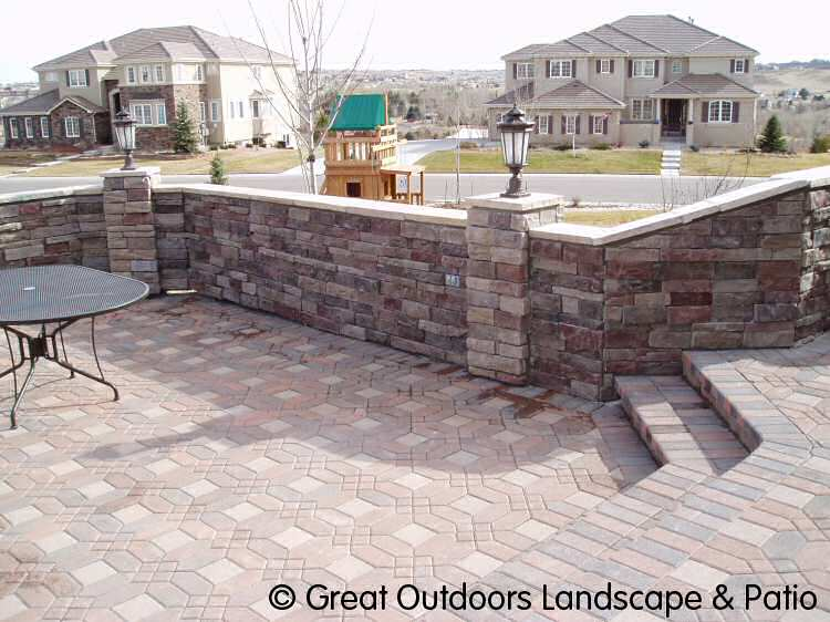 Patio Pavers Click Here For Large Image
