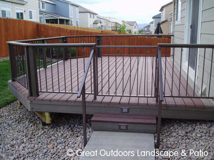 ... decks general decks patios fences retaining walls flagstone concrete