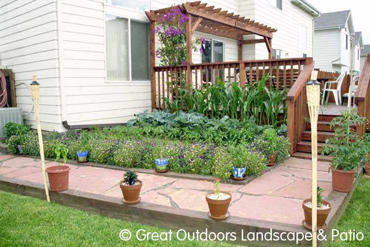 ... decks general decks patios fences retaining walls flagstone concrete