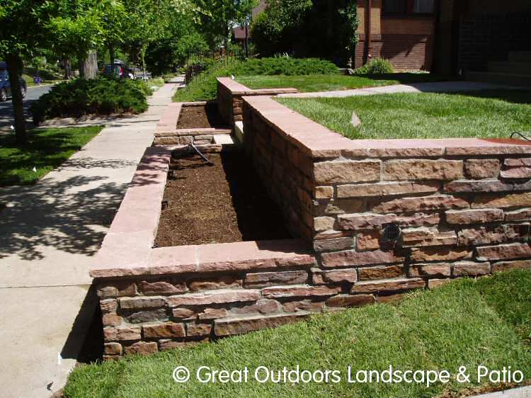 Pin Retaining Wall Ideas on Pinterest